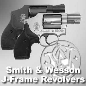 Smith & Wesson Models 442 & 642 Snub Nose Revolvers