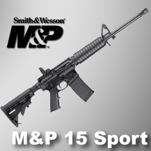 Smith & Wesson M&P 15 Sport