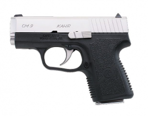 Kahr Arms CM9 and CW45, CW40 & CW9