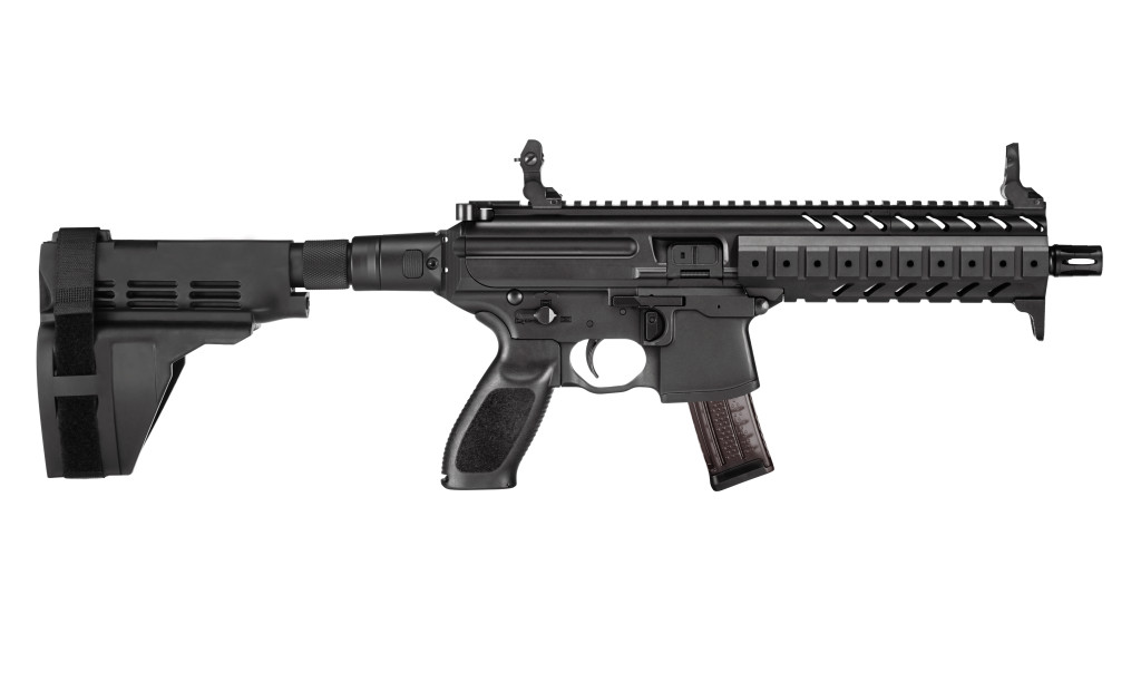 Sig Sauer MPX Pistol with PSB